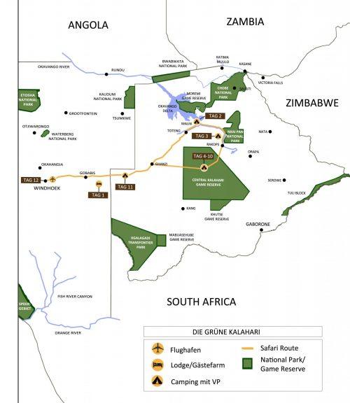 Karte-Gruene-Kalahari